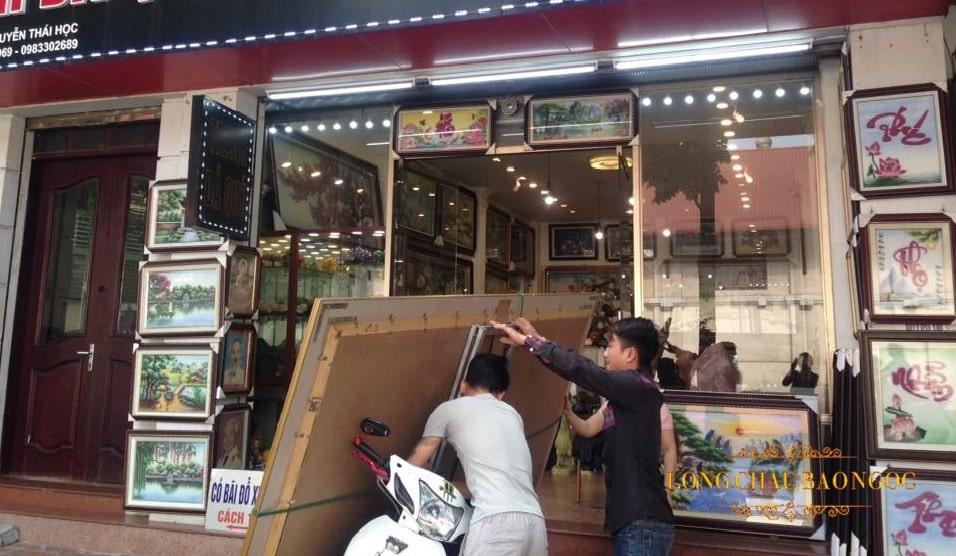 3 cam kết khi mua tranh mã đáo thành công tại Long Châu Bảo Ngọc